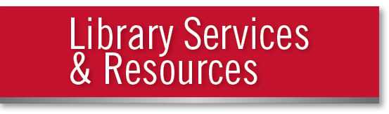 Library Resources button